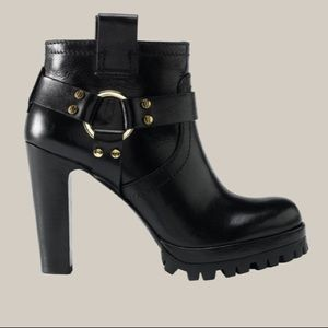 Tory Burch Rina Lug Boots